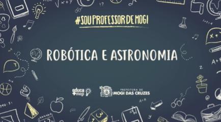 Robótica e Astronomia